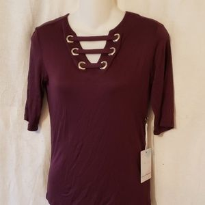 NWT J for Justify top